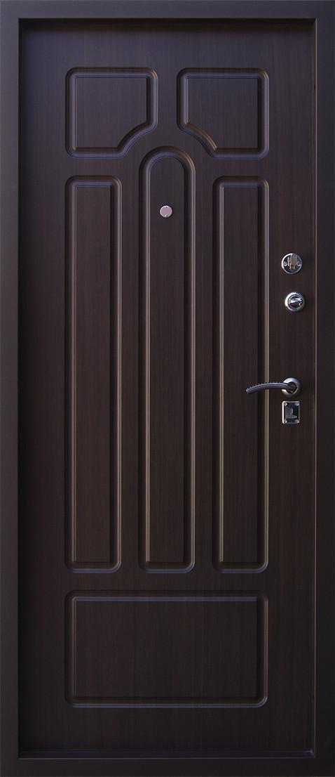 Щит дверной № 5, Цвет: Венге