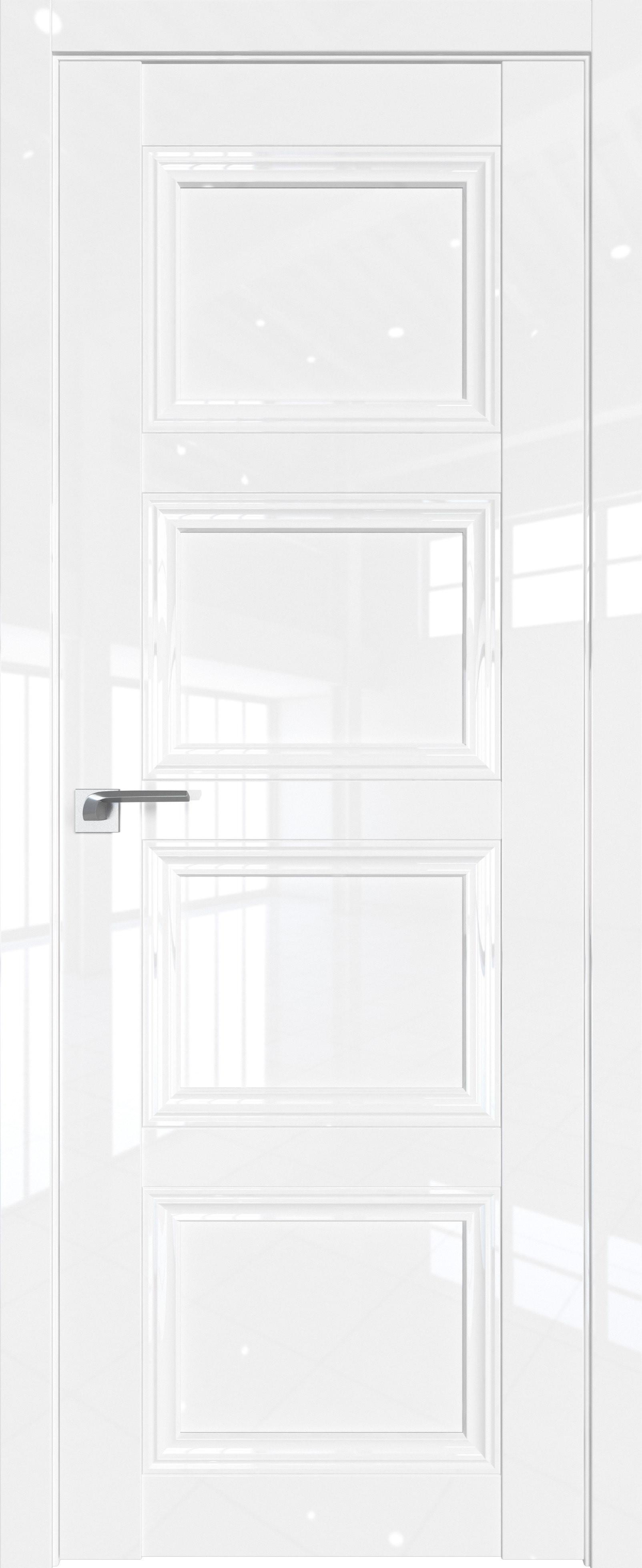 Цвет: Белый люкс
