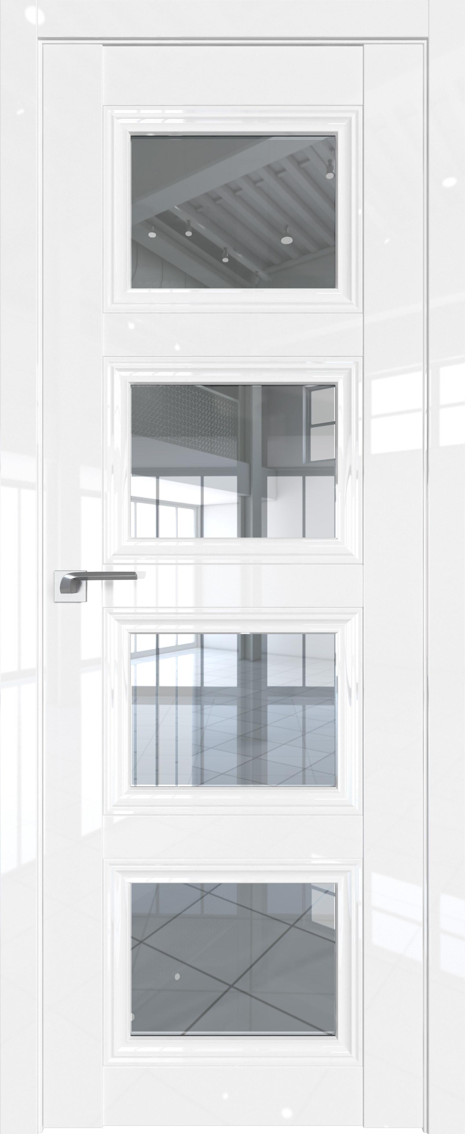Цвет: Белый люкс, Остекление: Прозрачное