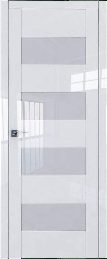Цвет: Белый Люкс, Остекление: Белый триплекс