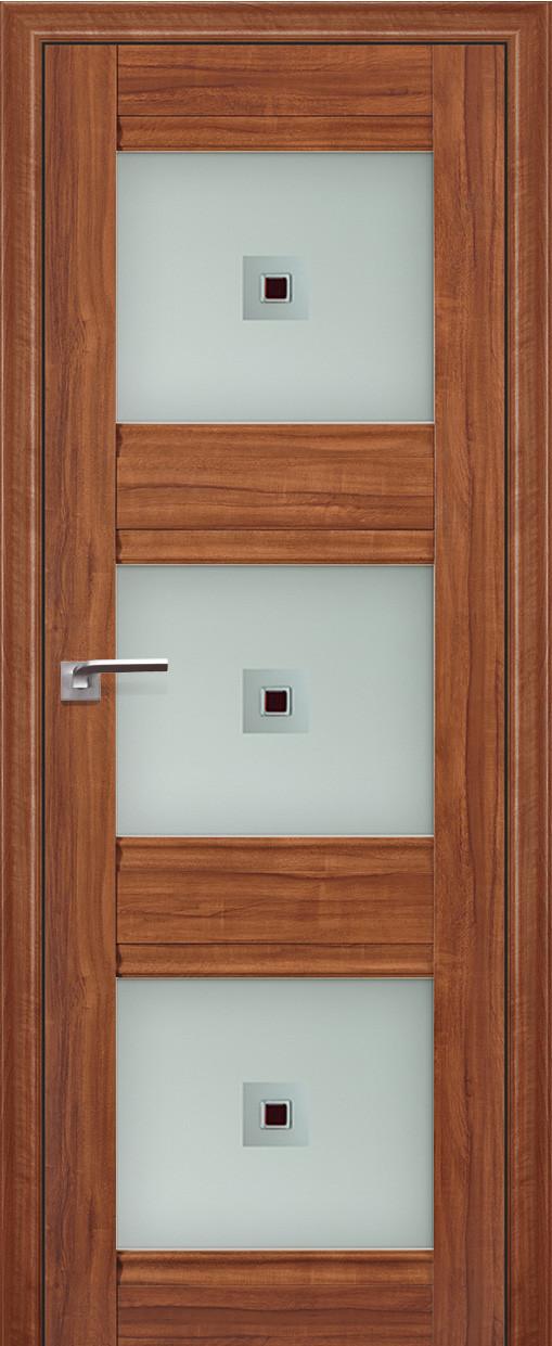 Цвет: Орех Амари, Стело: Узор 2 с коричневым фьюзингом