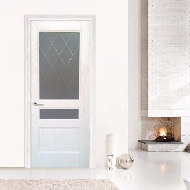 Дверь Джессика лайт VellDoris в интерьере