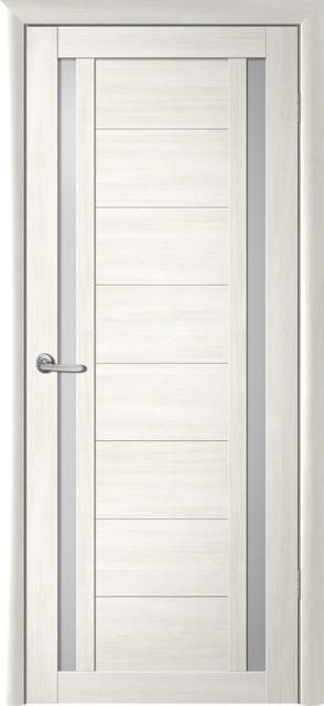 Цвет: Белый кипарис, Остекление:  Стекло матовое