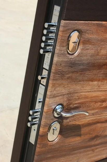 Входная металлическая дверь Оксфорд 9,5 мм.