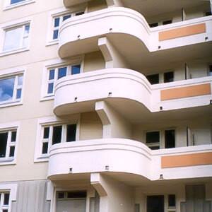 Балкон СЕРИЯ П-3 Профиль WHS