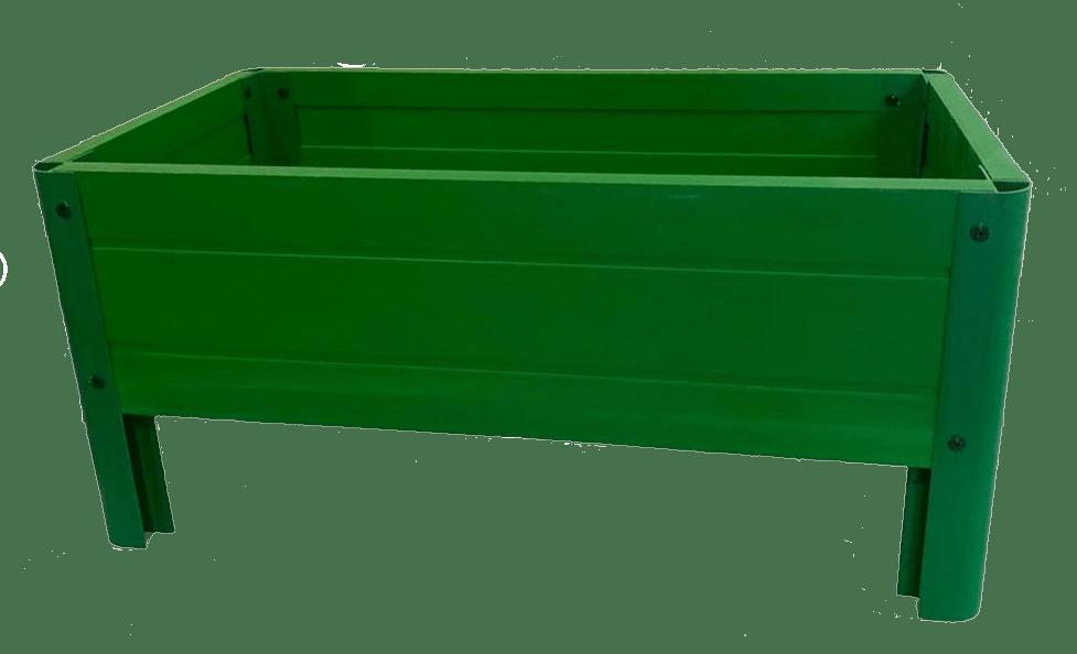 Грядка  LUX из ПВХ - 2 метра