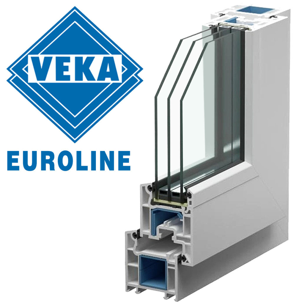Профиль VEKA Evroline 58 AD