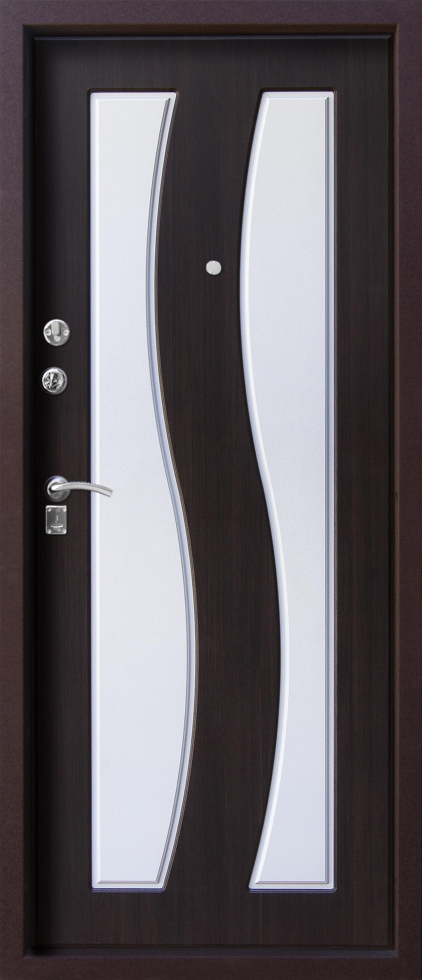 Цвет: Венге - Белый шелк