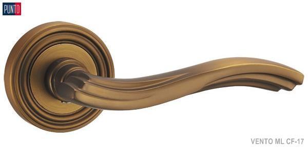 Фурнитура Punto Ручка дверная VENTO ML CF-17 кофе