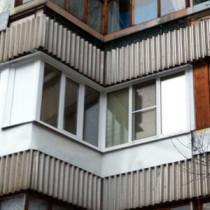Балкон САПОГ Профиль WHS