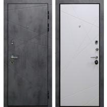 ОРФЕЙ-221 Бетон темный 210/Силк сноу 211/Сатин черный Гардиан
