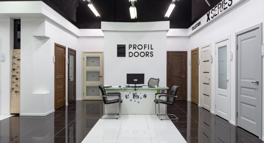 Логотип ProfilDoors