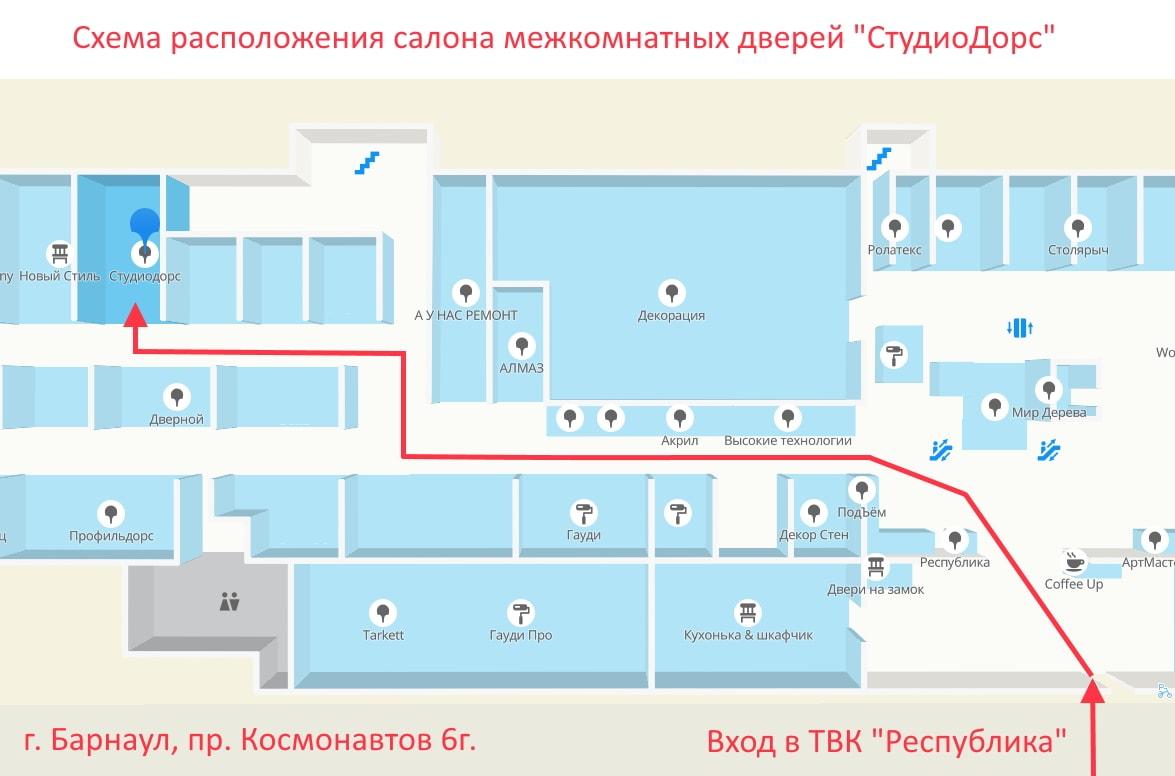 Видеопрезентация салона межкомнатных дверей  Фрегат ALBERO (Альберо) в Барнауле!