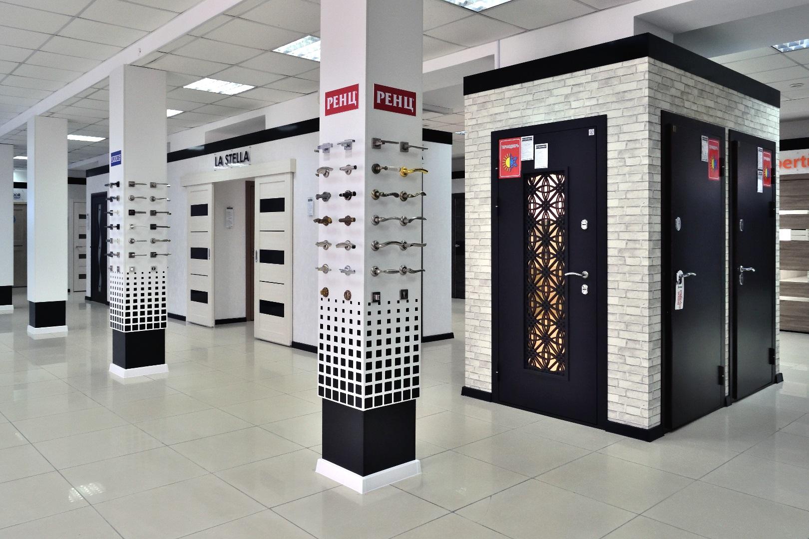 Торговый зал Dvernoy Premium